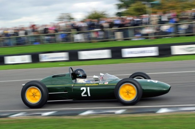 Lotus 24, Frank Sytner