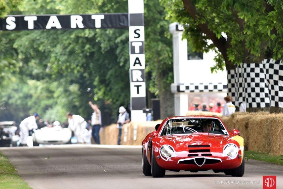 2015 Goodwood Festival of Speed