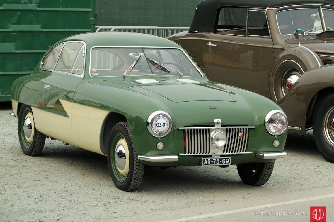 Fiat 1100 Zagato