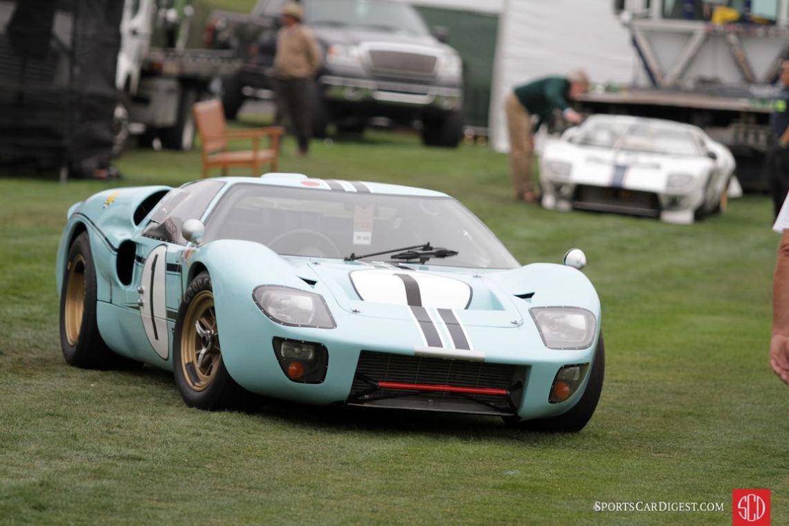 1966 Ford GT40 P/1031-P/1047 Mk IIB