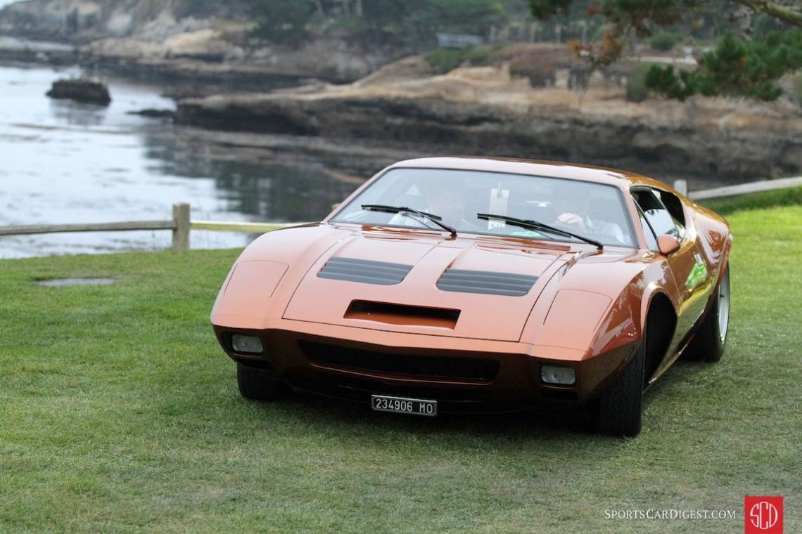 1969 American Motors AMX/3 Auto Costruzioni S.D. Coupe