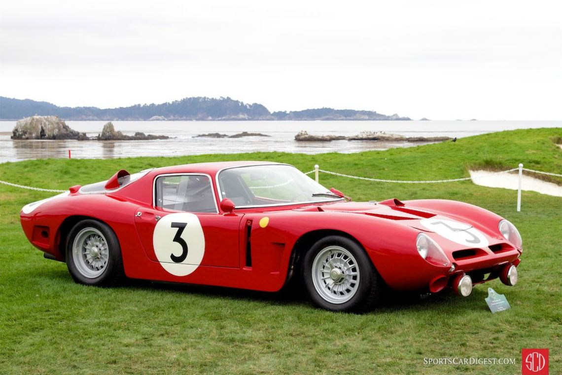 1965 Iso Grifo A3/C Catarsi Competition Berlinetta