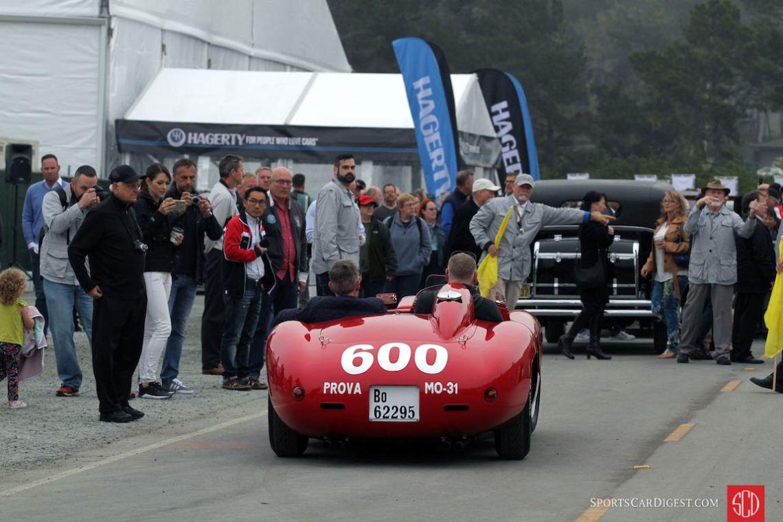 1956 Ferrari 290 MM, chassis 0626