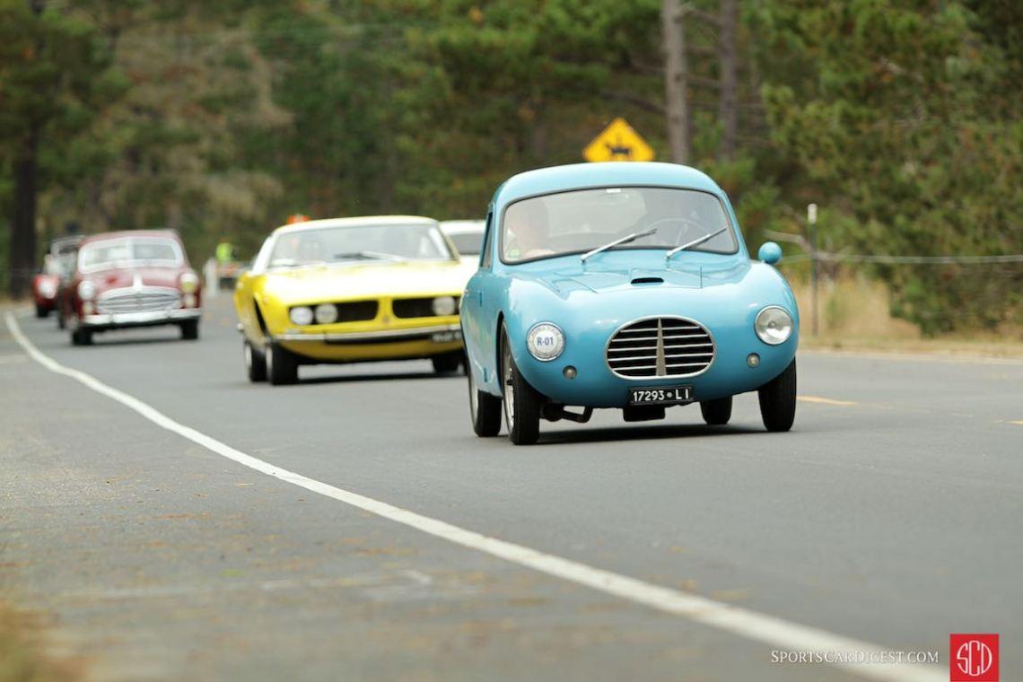 Fiat 500 Bizzarrini Macchinetta and Iso Grifo