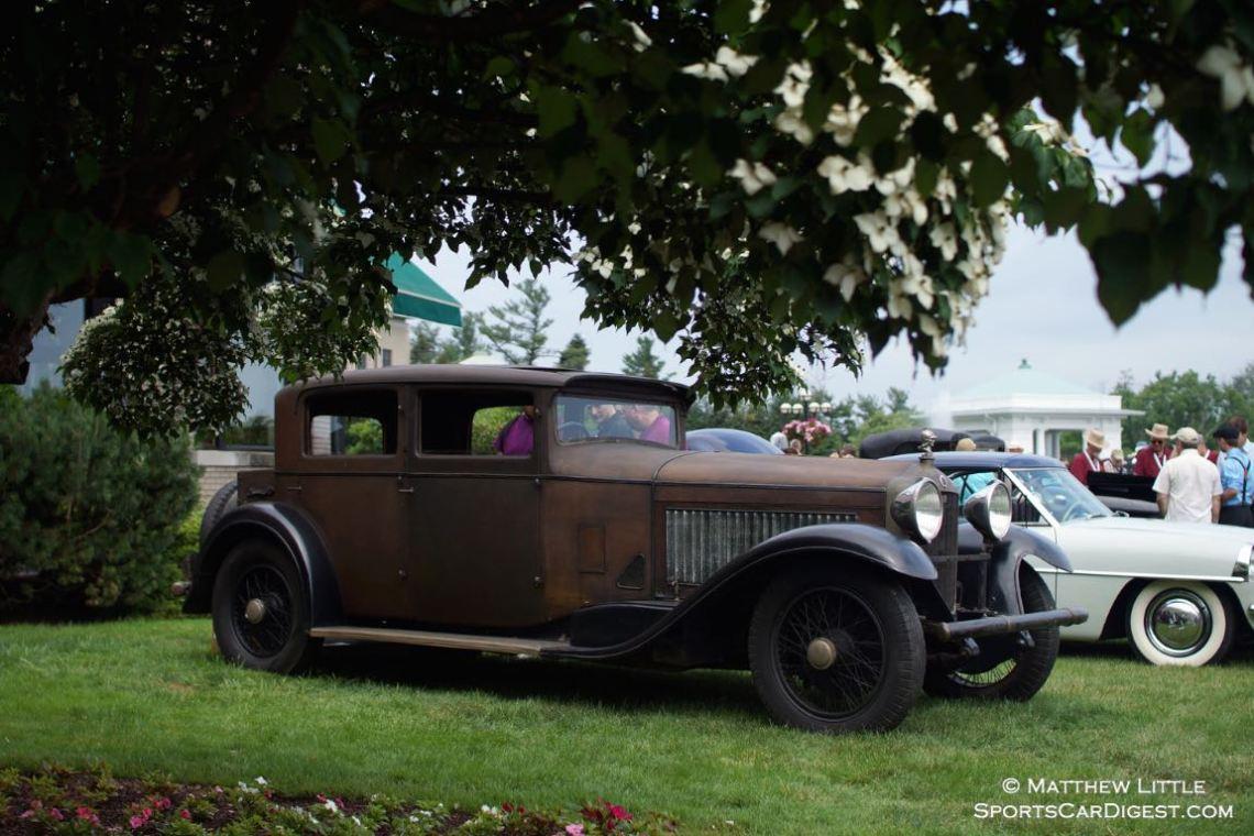 1928 Minerva AK, Worn But Not Forgotten Award Winner