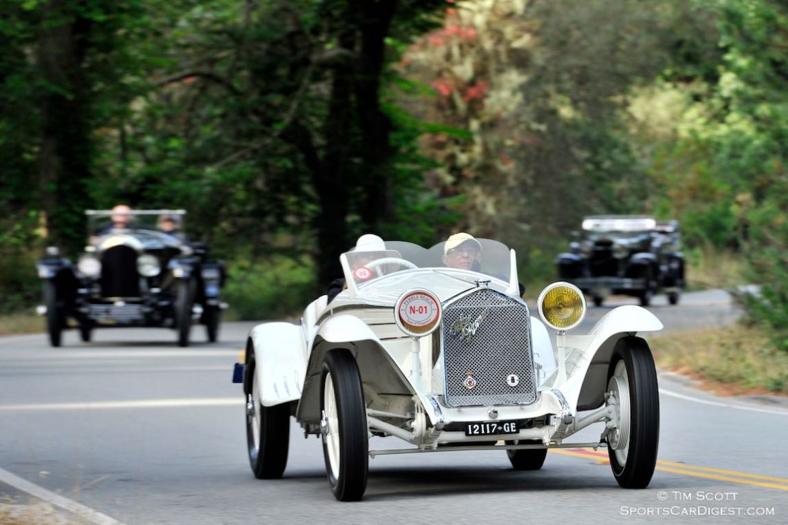 1931 Alfa Romeo 6C 1750 Touring 'Flying Star'