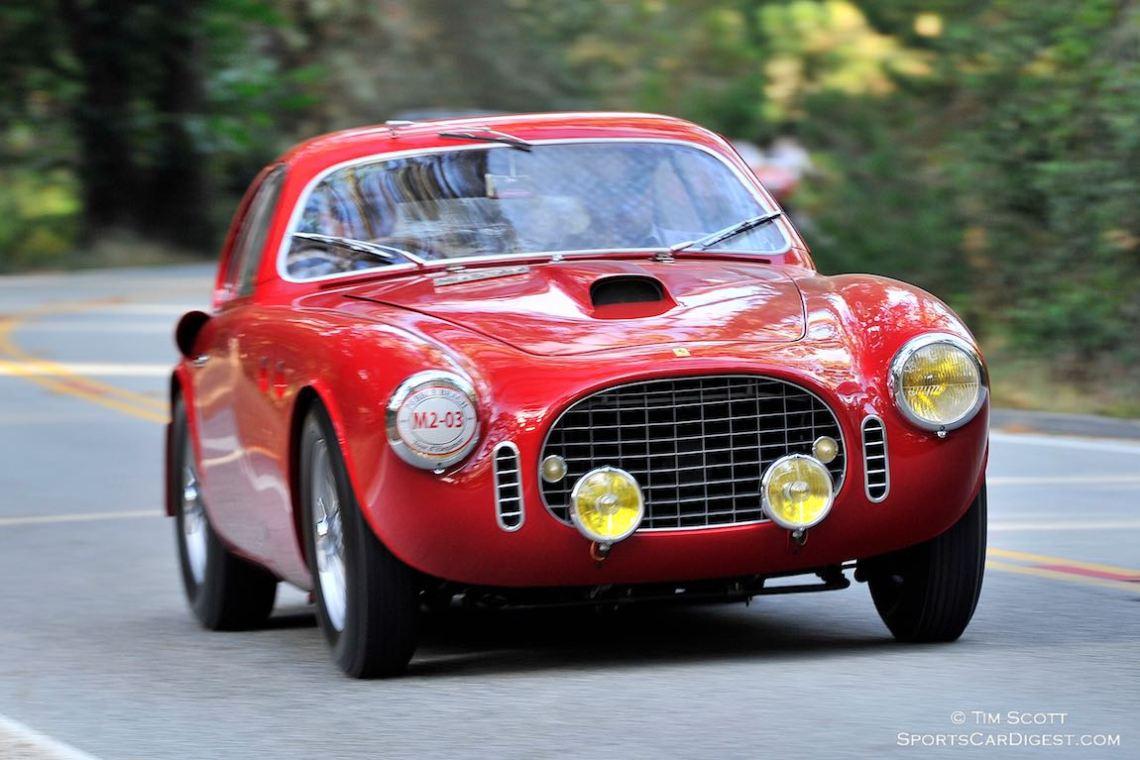 1952 Ferrari 250 Sport Vignale Coupe