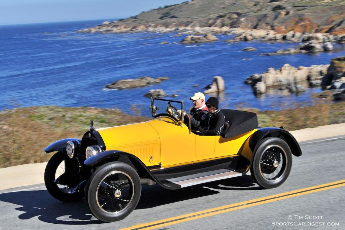 1922 Mercer Series 5 Raceabout