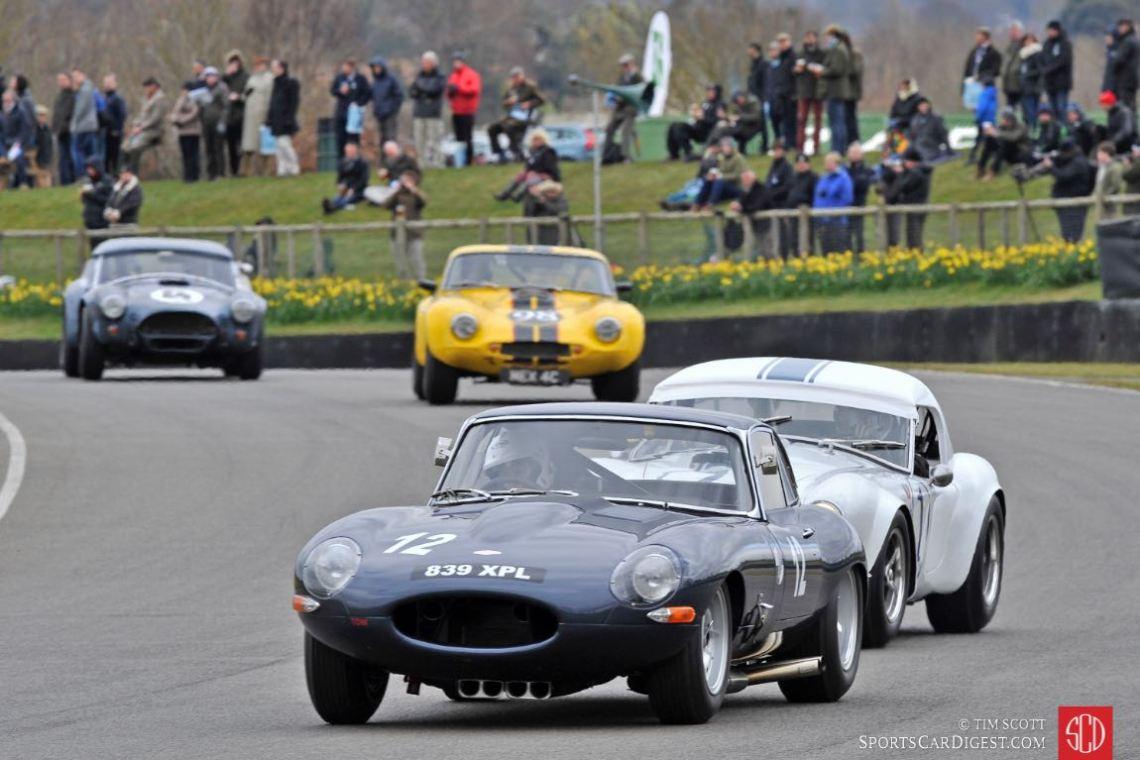 1963 Jaguar E-Type FHC