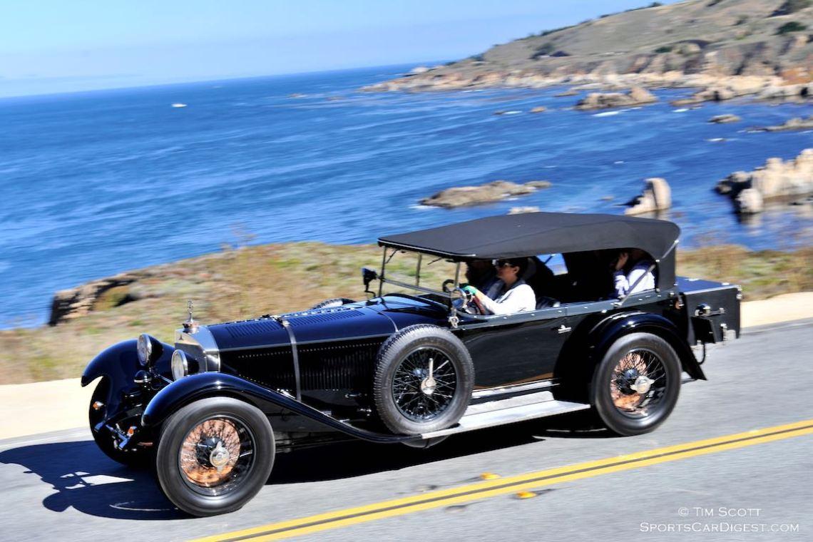 1928 Mercedes-Benz 680S Tourer
