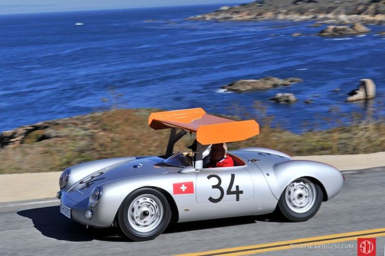 1955 Porsche 550 RS Spyder 550-0031 (photo: Tim Scott)