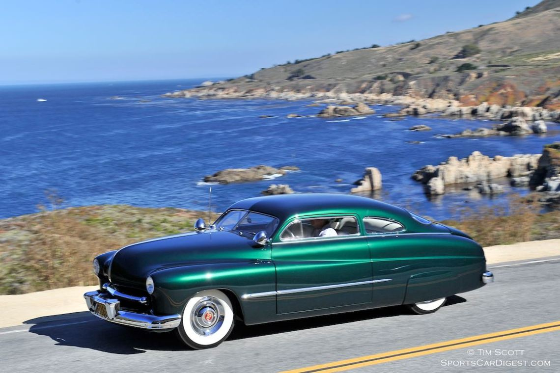 1949 Mercury 9CM Sam Barris Custom Coupe