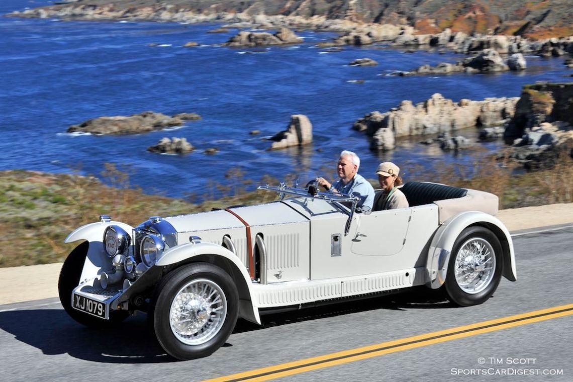 1932 Invicta S Carbodies Tourer
