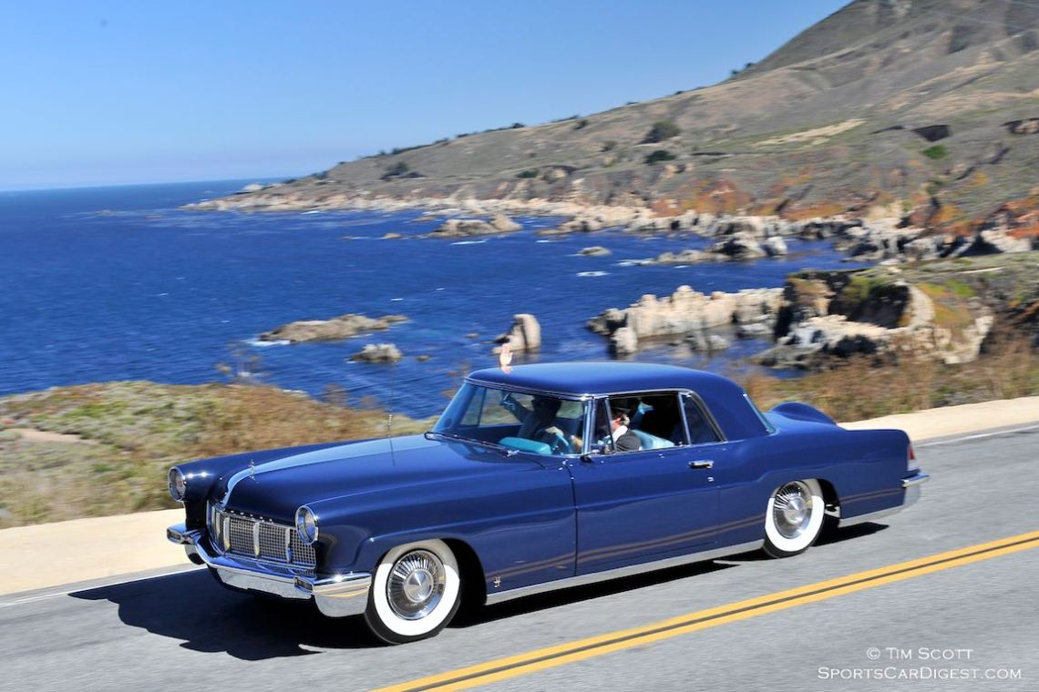 1956 Lincoln Continental Mark II Coupe