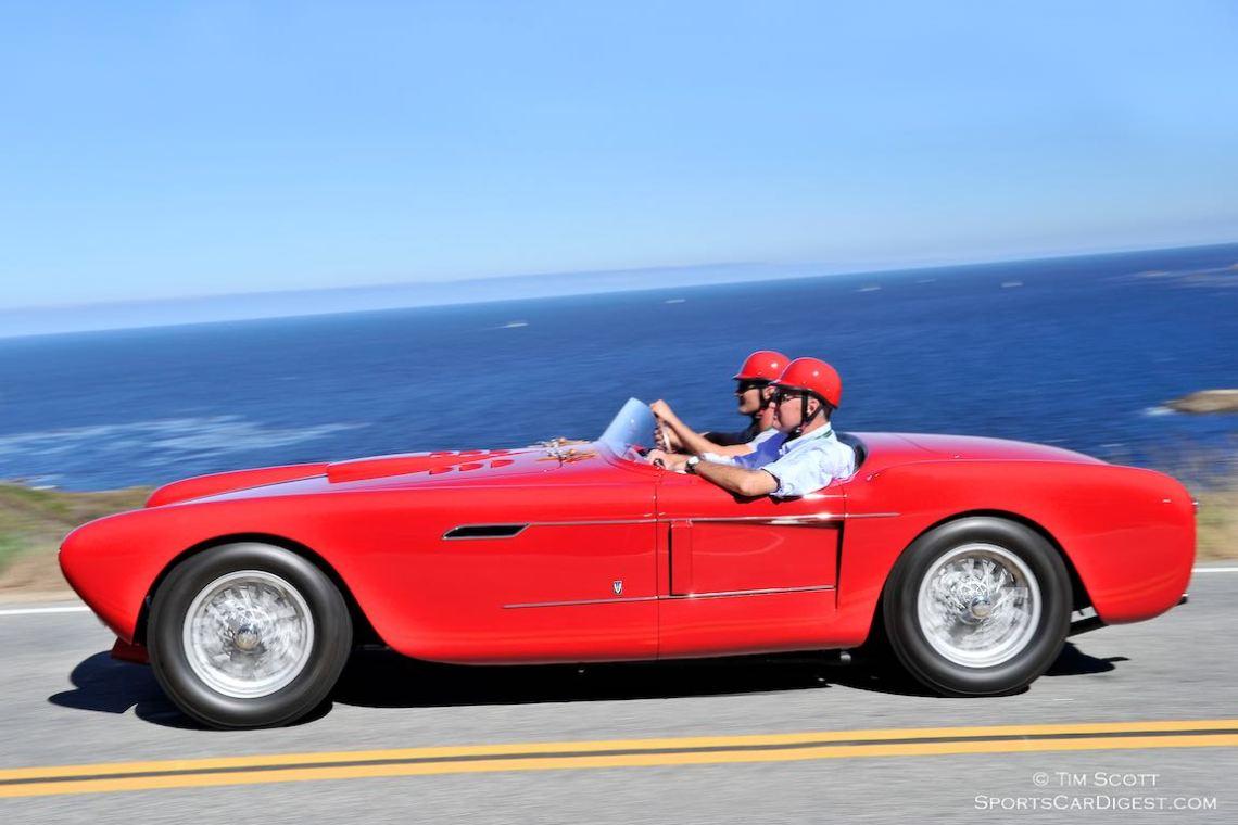 1953 Ferrari 340 MM Vignale Spyder