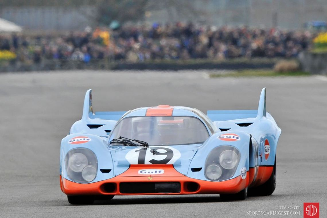 1971 Porsche 917K, chassis 917-31, Rofgo Collection