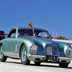 Aston Martin DB2 Shines at Pebble Beach