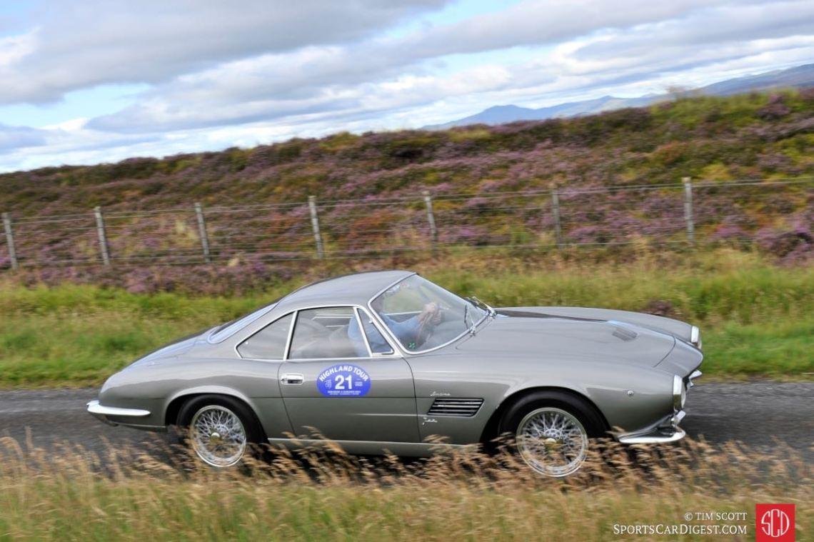 1961 Aston Martin DB4GT Bertone Jet