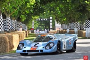 Porsche 917 Goodwood Festival of Speed