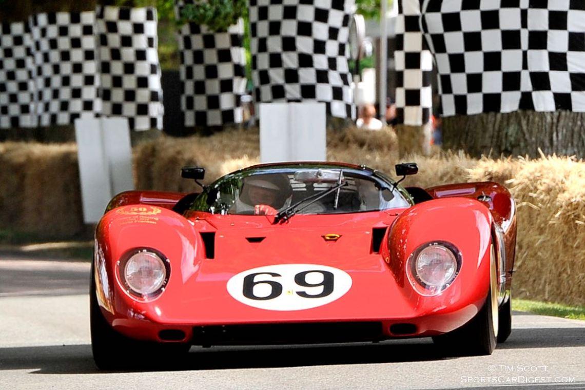 1969 Ferrari 312 P