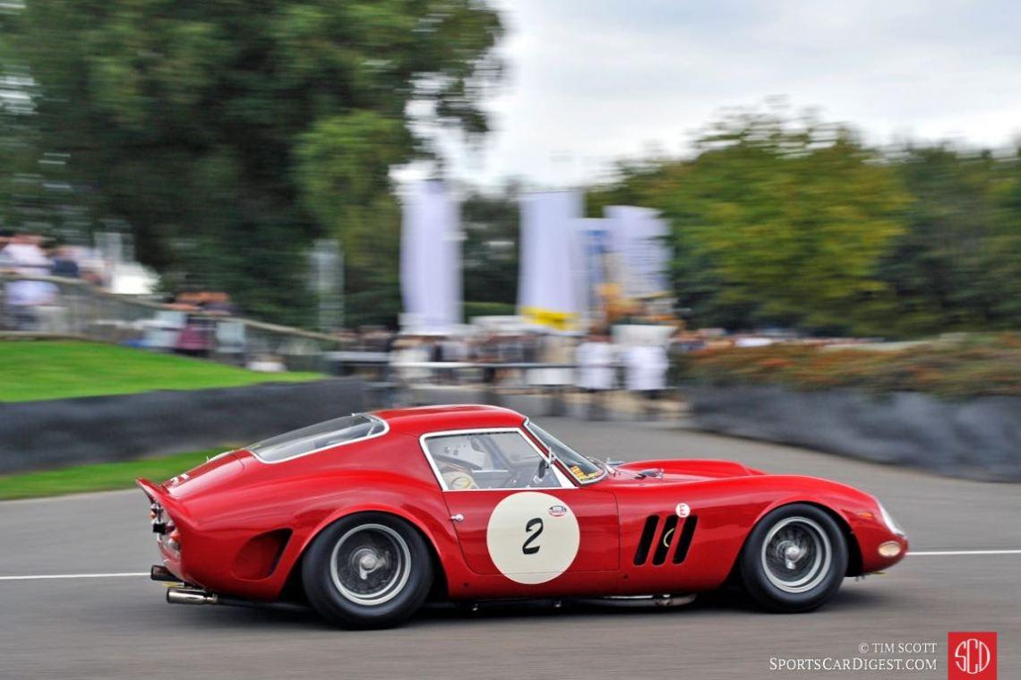1963 Ferrari 330 GTO