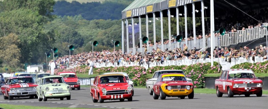 Goodwood Revival 2015 - St Mary's Trophy