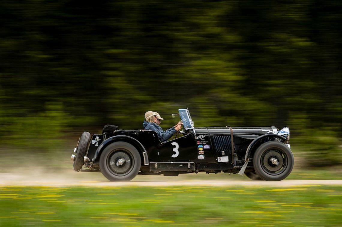 1935 Alvis Speed 25