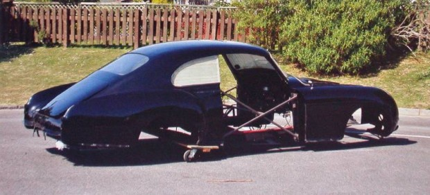 1954 Bentley R-Type Continental Fastback, Body by H.J. Mulliner