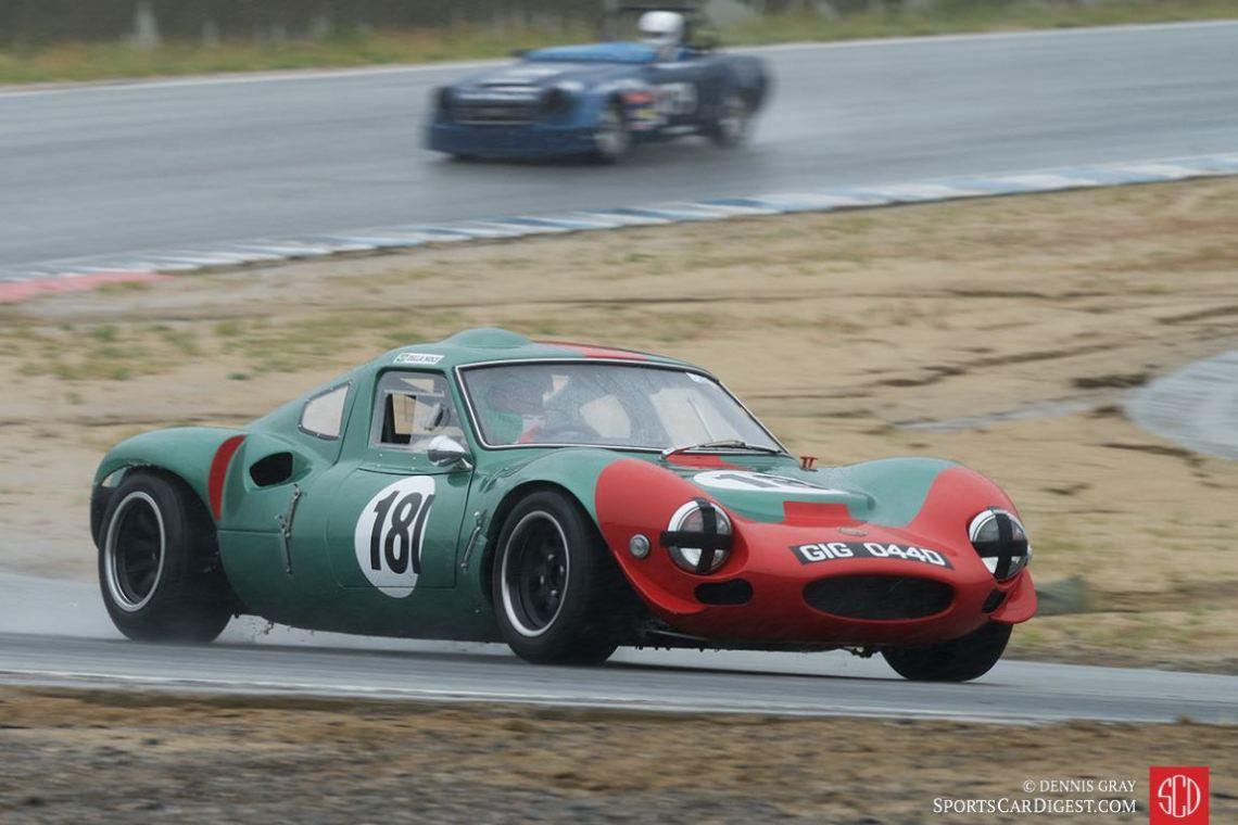 Fred Della Noce - 1964 Ginetta G12.