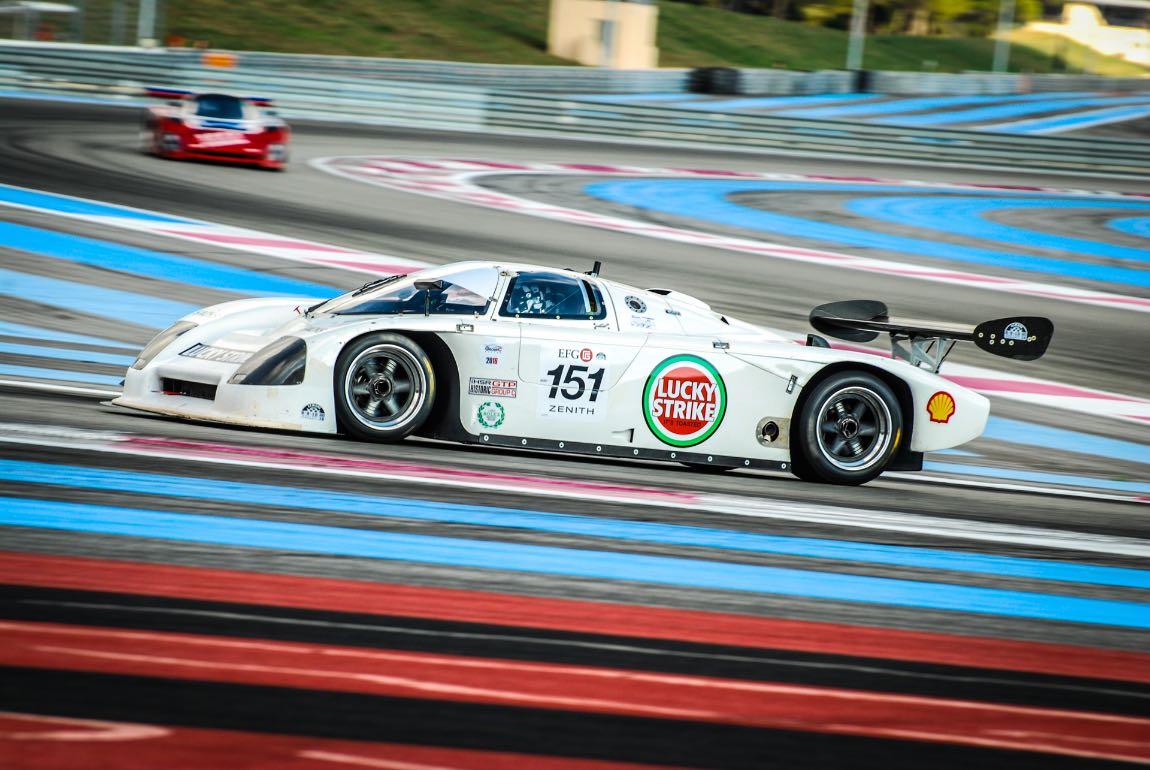 Argo Group C Race Car Sale