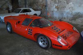 1967 Lola T70 Mk3 Chevrolet