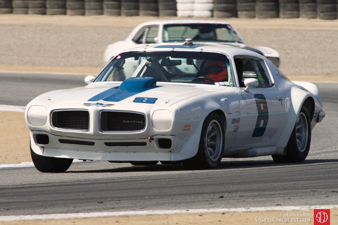 Monterey Motorsports Reunion 2015 - Photos, Results
