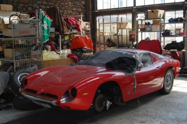 1965 Bizzarrini 5300 GT