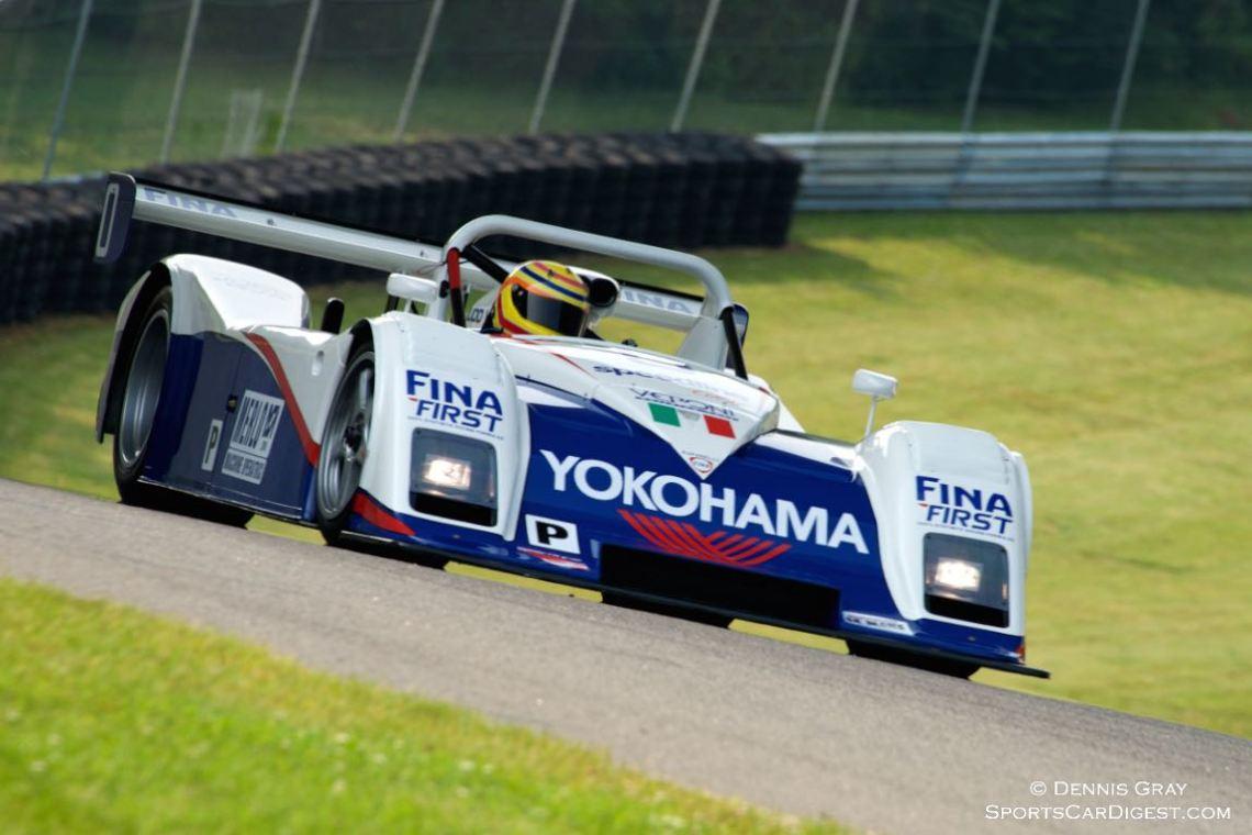Dean Baker's 1998 Riley & Scott's Mk.IIIB.