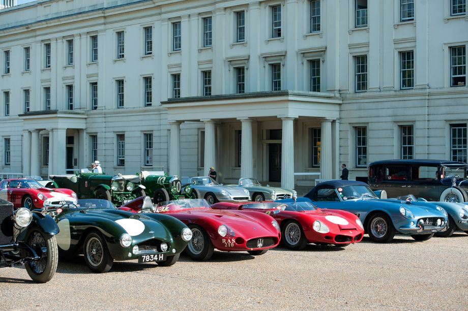Great line-up at St. James's Concours of Elegance