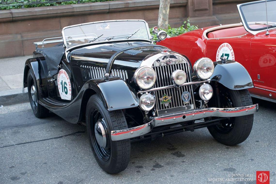 1953 Morgan +4.