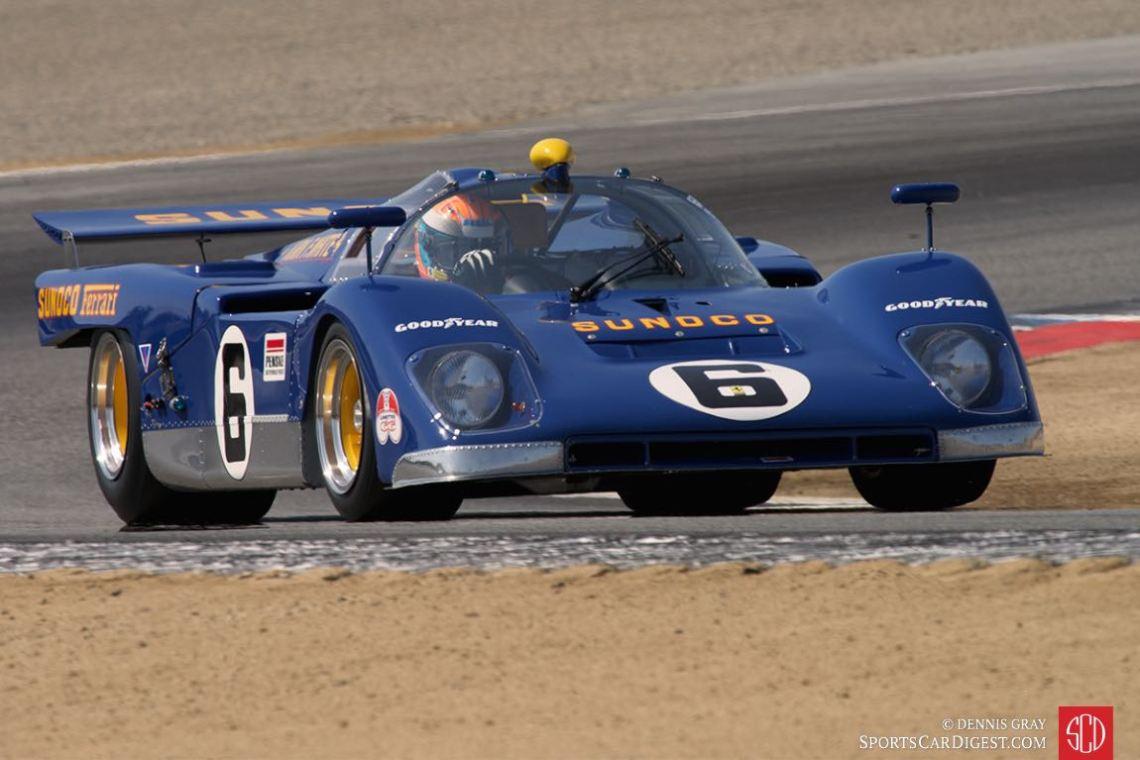Lawrence Stroll's 1970 Ferrari 512M