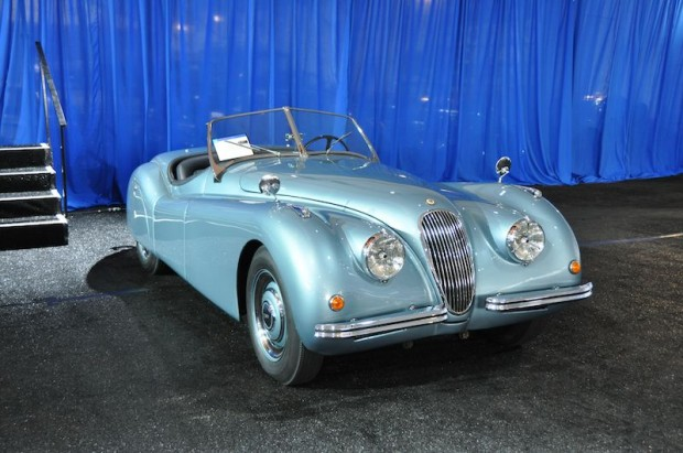 1949 Jaguar XK 120 Alloy Roadster