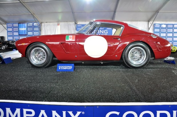 1961 Ferrari 250 GT SWB Comp/61 Berlinetta SEFAC Hot Rod - Serial number 2845GT