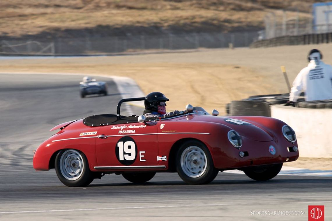Steve Schmidt - Porsche Speedster
