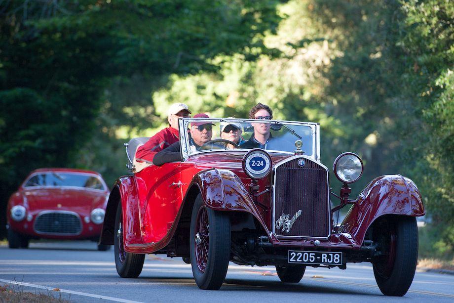 1934 Alfa Romeo 8C 2300 Figoni Spider