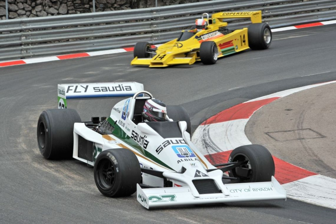 1978 Williams FW06