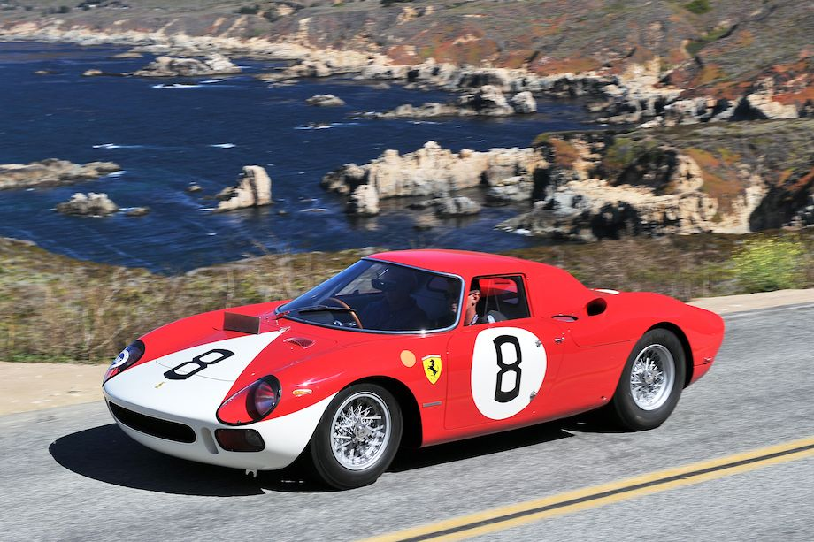 1965 Ferrari 250 LM Scaglietti Berlinetta