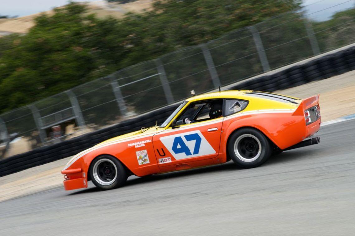 David Martin's 'work of art' 1970 Datsun 240Z.