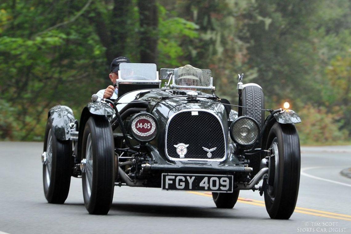 1936 Aston Martin Speed Model