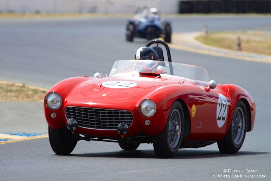 Jeff Abramson's 1954 Ferrari Mondial
