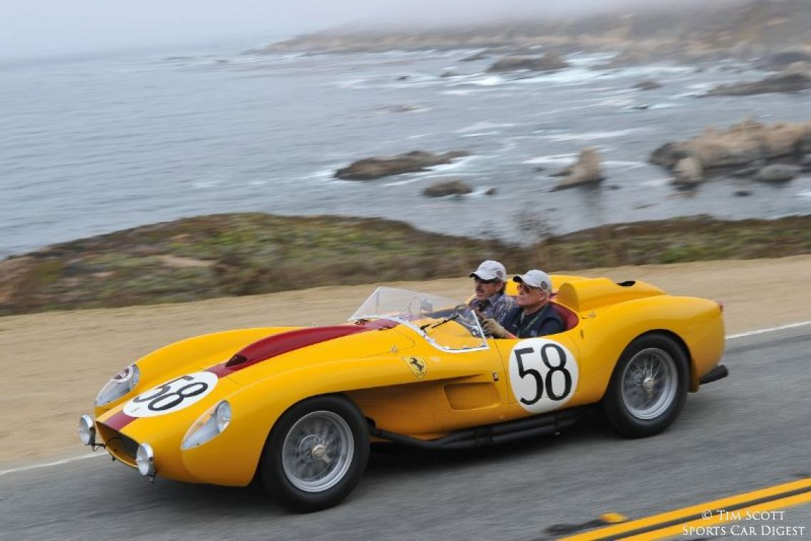 1958 Ferrari 250 Testa Rossa Scaglietti Spider