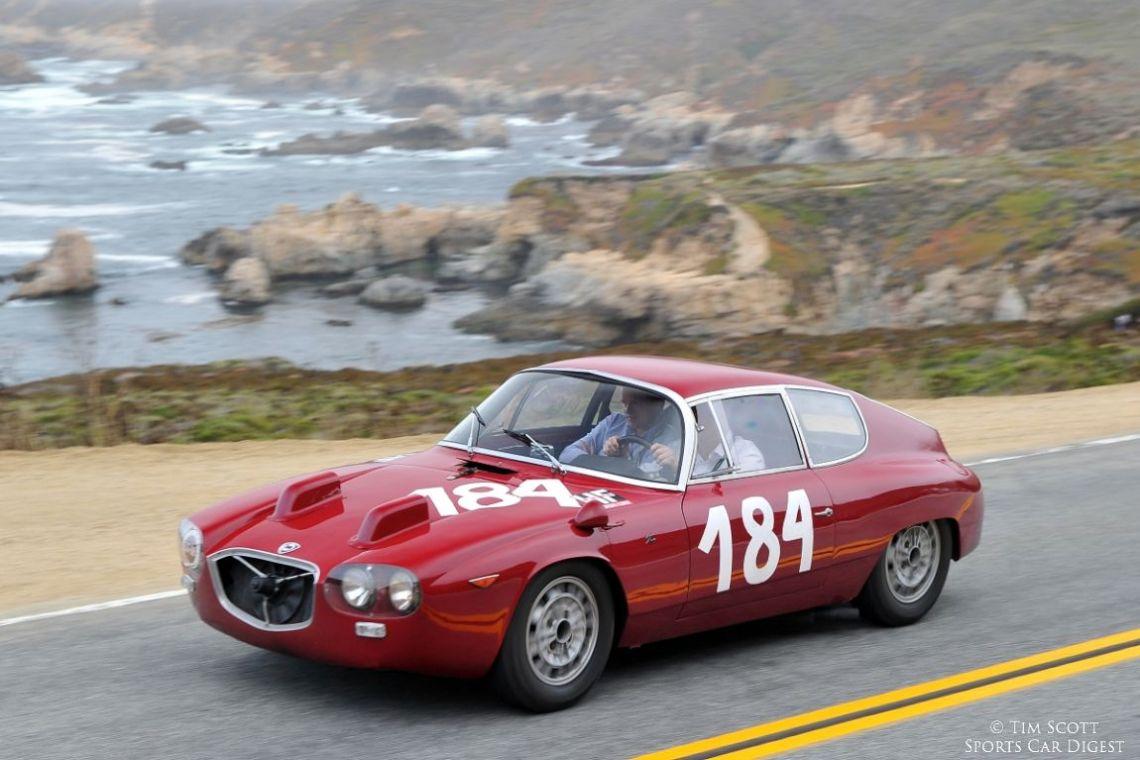 1964 Lancia 1800 Zagato Sport Prototype