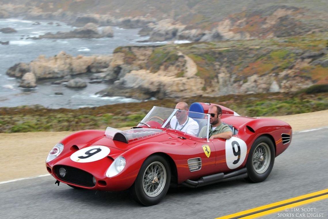 1959 Ferrari 250 TR59/60 Fantuzzi Spider