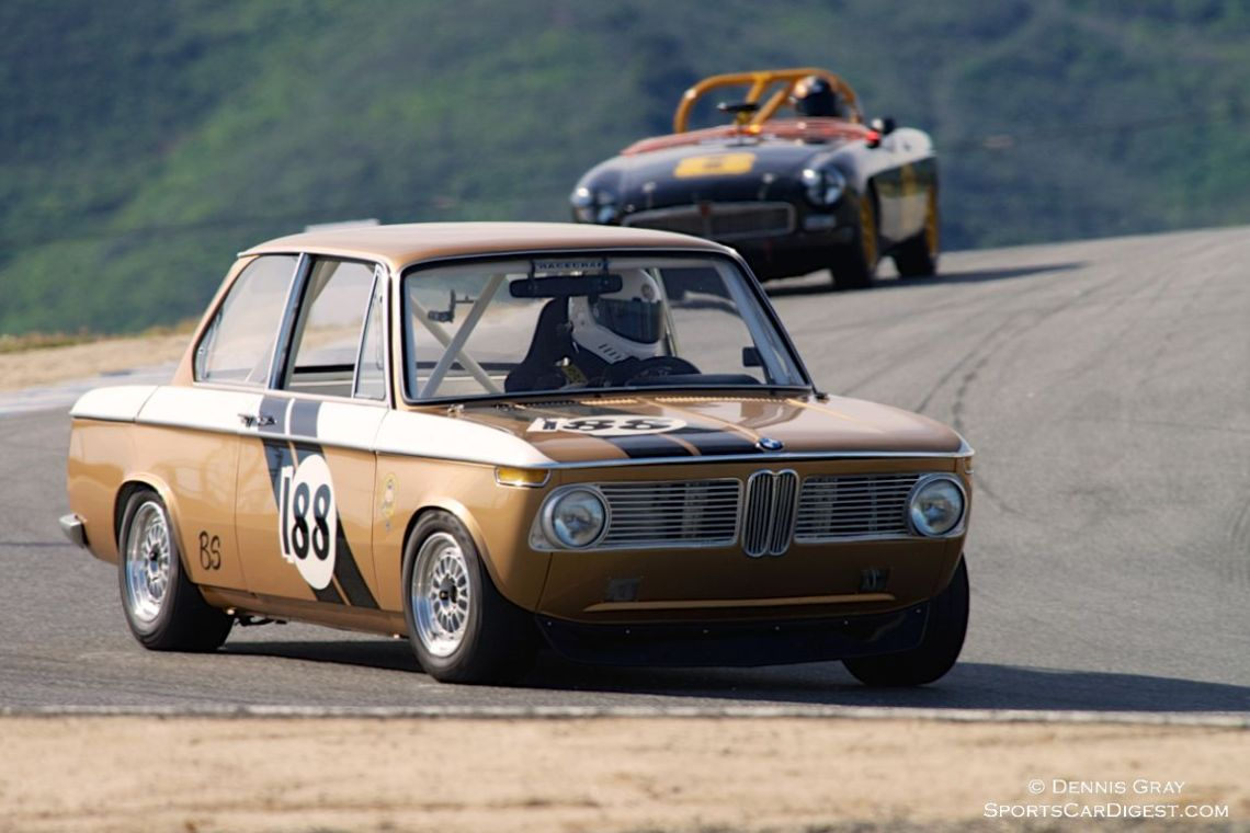 John Murray's BMW 2002.